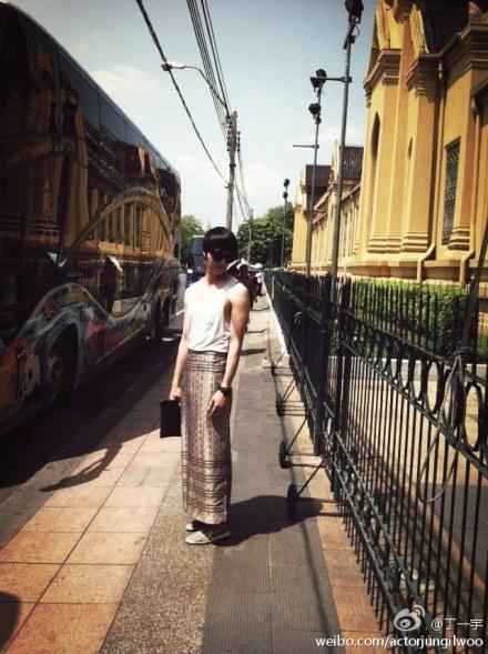 2012 5 20 Jung II-woo in Thailand (Personal Trip) 00002.jpg