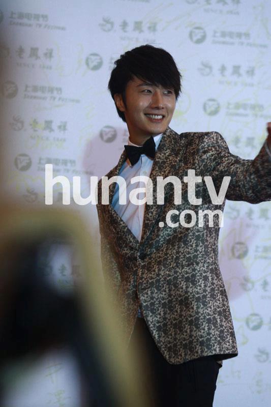 2012 6 15 Jung II-woo Shanghai TV Festival 00005
