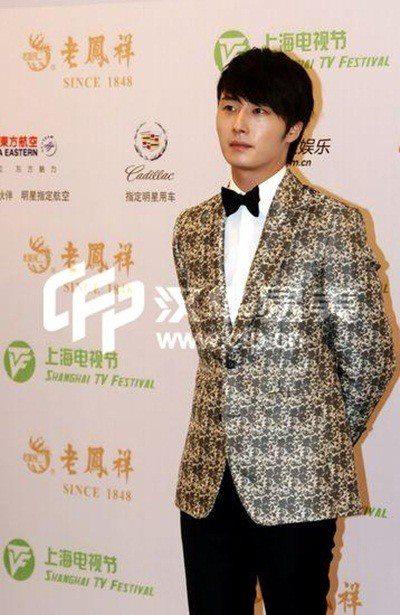 2012 6 15 Jung II-woo Shanghai TV Festival 00010