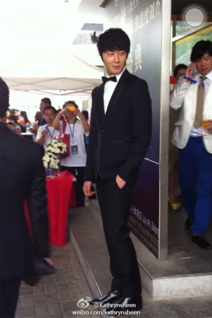2012 7 3 Jung II-woo at the Fajon Prize Award Ceremony. 00016
