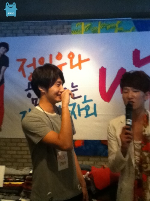 2012 8 19 Jung II-woo 'Shares Love Event 00065