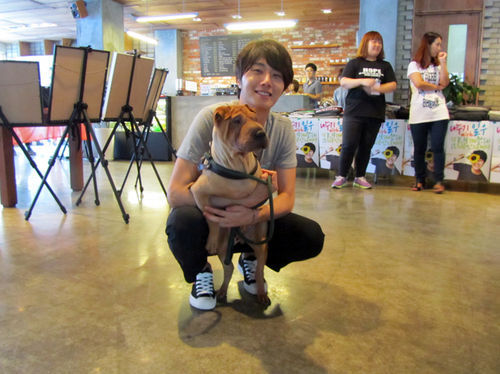 2012 8 19 Jung II-woo 'Shares Love Event 00086