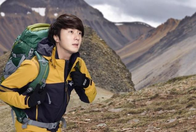 2012 9 7 Jung II-woo for FILA 00005