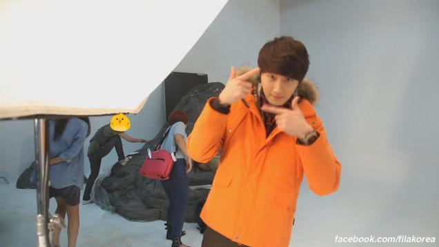 2012 9 7 Jung II-woo for FILA 00018