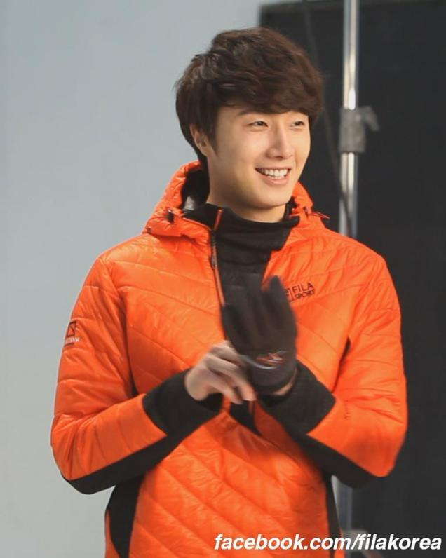 2012 9 7 Jung II-woo for FILA 00020