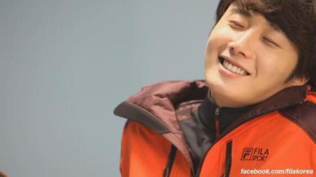 2012 9 7 Jung II-woo for FILA 00021