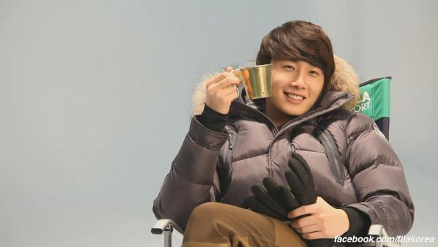 2012 9 7 Jung II-woo for FILA 00028