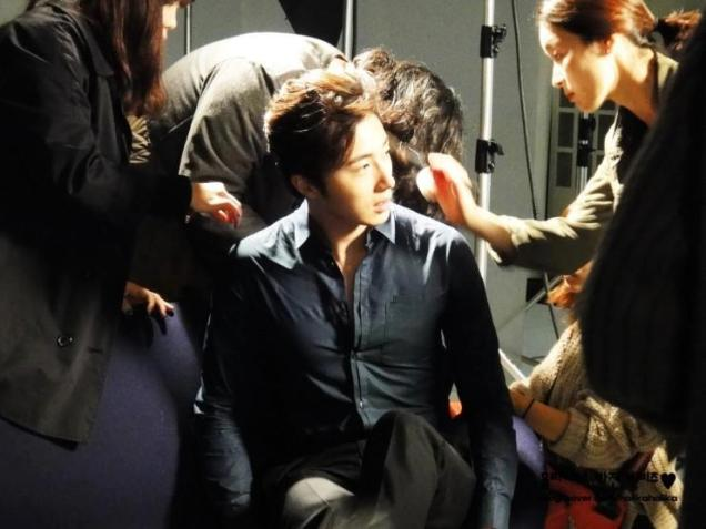 2013 3 Jung II-woo for Holika Holika. BTS (Take 2)00010