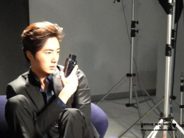 2013 3 Jung II-woo for Holika Holika. BTS (Take 2)00016