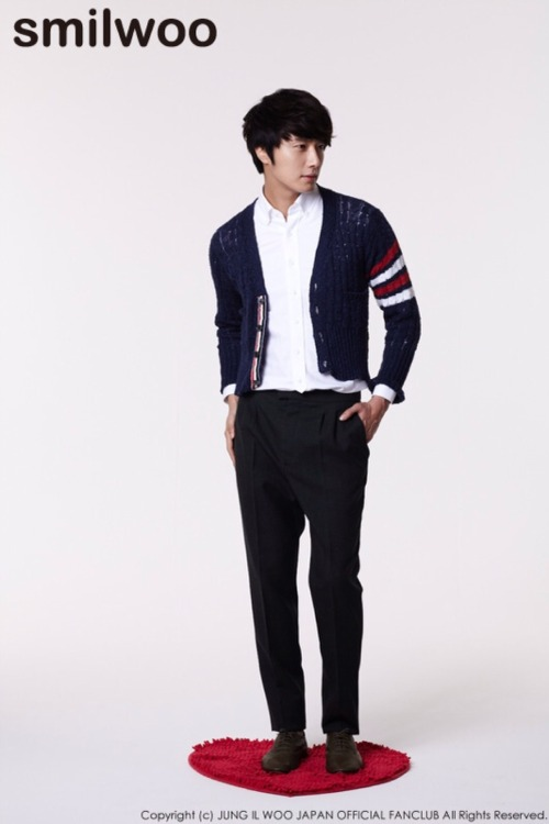 Jung II-woo in Valentine's Day Smilwoo Photo Shoot 2 201300012