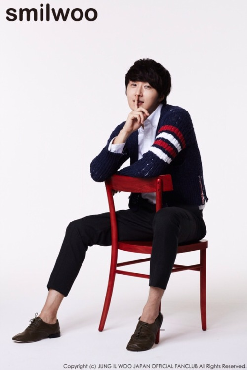 Jung II-woo in Valentine's Day Smilwoo Photo Shoot 2 201300013