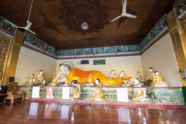 The Temples of the Shwedagon Pagoda Cr. Thong Do 3