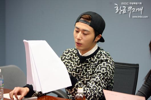 2013 10 Jung II-woo Golden Rainbow Script Reading 00007