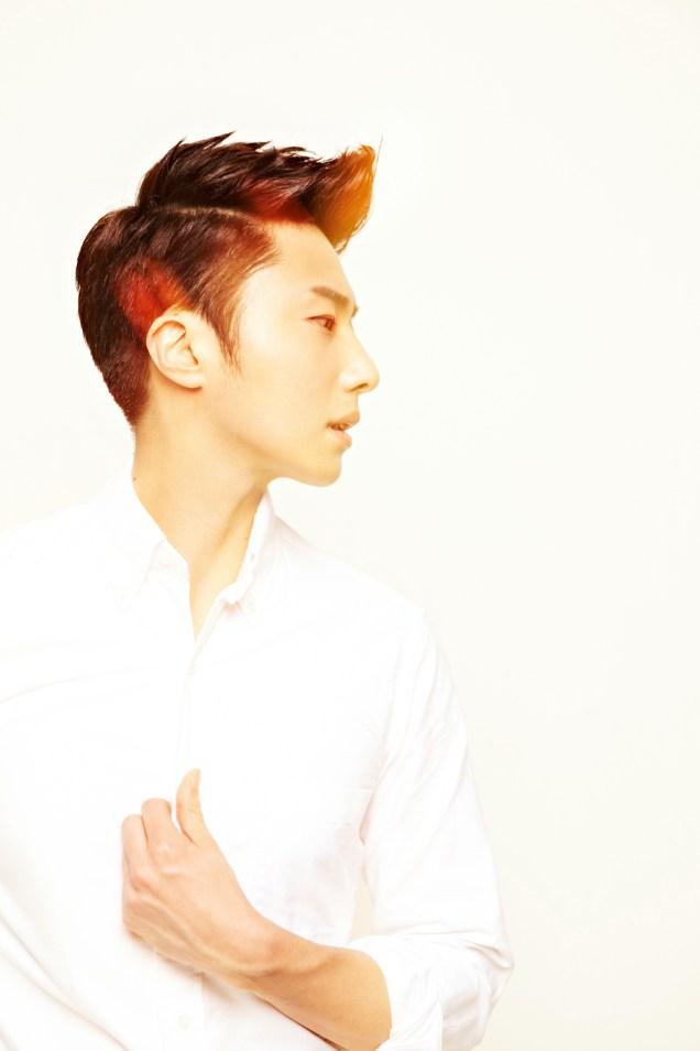 2013 10 Jung II-woo Rainbow Photo Shoot Part 5 Aqua Man00009