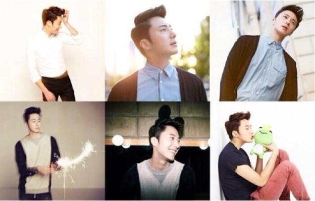 Jung II-woo 2014 Calendar 4.jpg