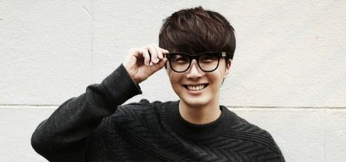 Jung II-woo in a face Smilwoo photo shoot. 2013 11 112