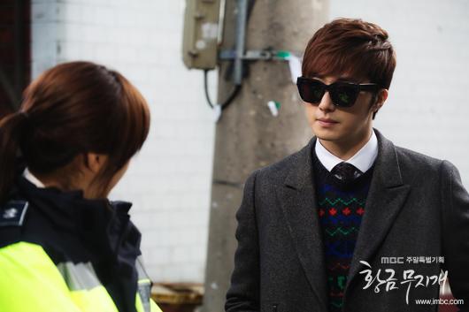 Jung II-woo in Golden Rainbow Ep 12 2013 00014