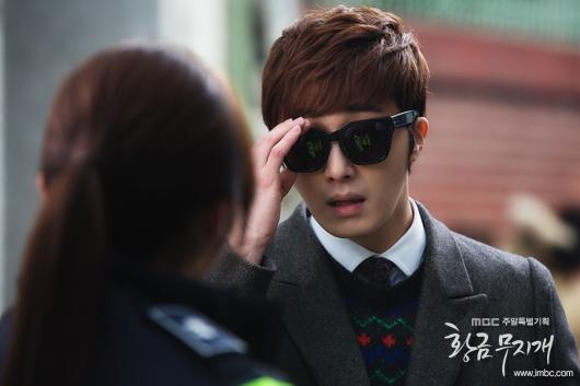 Jung II-woo in Golden Rainbow Ep 12 2013 00015