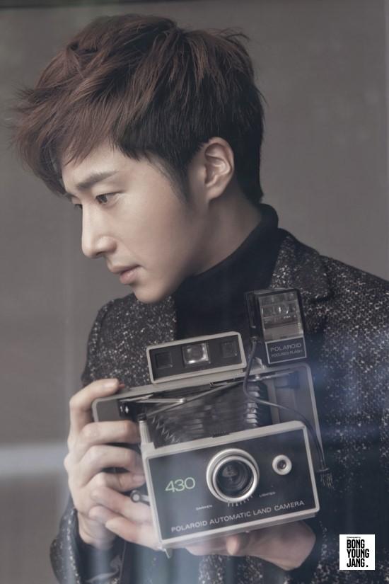 Jung Il-woo by Bong Young Jang. Naver 2015 3