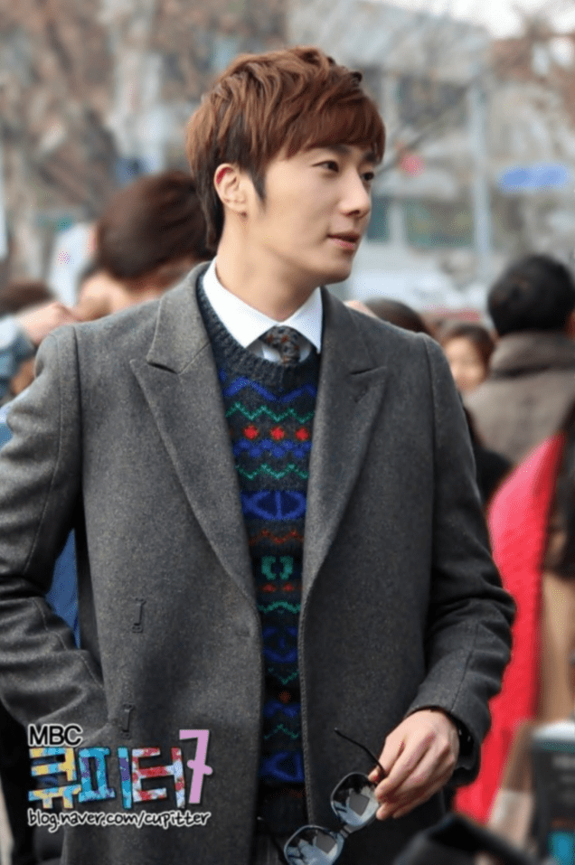 Jung Il-woo in Golden Rainbow Ep 12 C4