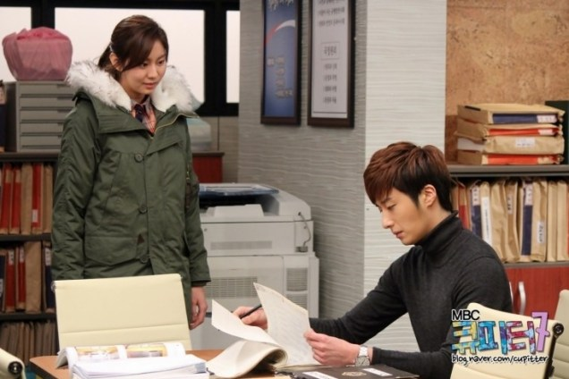 Jung Il-woo in Golden Rainbow Ep 14 C15