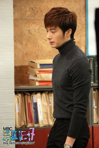 Jung Il-woo in Golden Rainbow Ep 14 C3