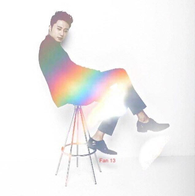Rainbow Ilwoo by Fan 13 2