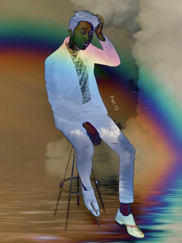 Rainbow Ilwoo by Fan 13 6