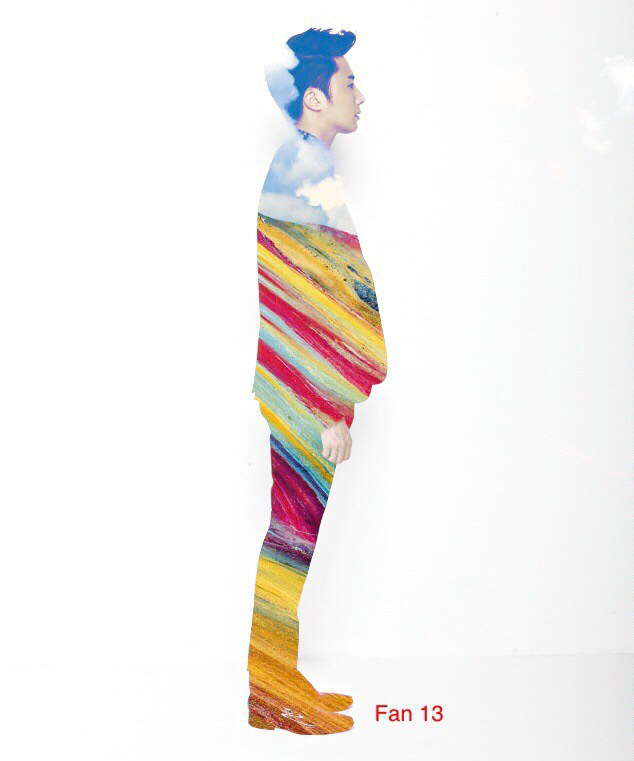 Rainbow Ilwoo by Fan 13 7