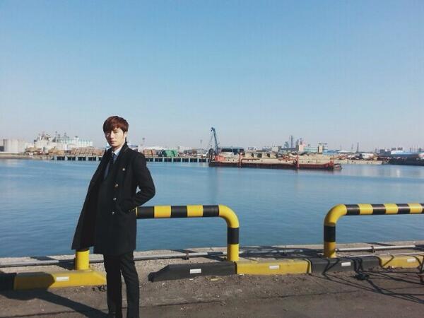 2014 02  Jung II-woo in photos he posted in various social media accounts. 23.jpg