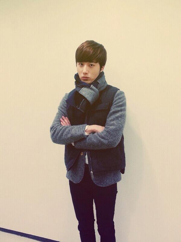 2014 02  Jung II-woo in photos he posted in various social media accounts. 7.jpg