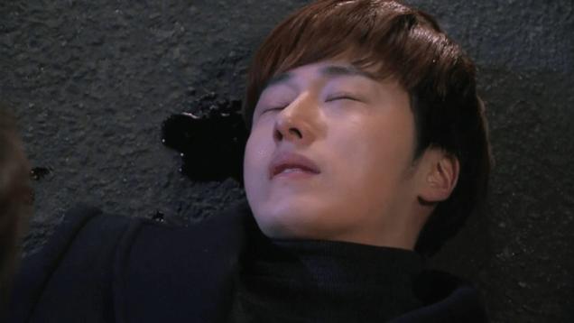 2014 Jung II-woo in Golden Rainbow Episode 24 13
