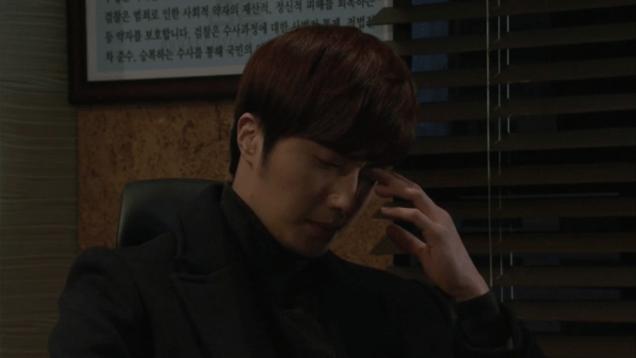 2014 Jung II-woo in Golden Rainbow Episode 24 6