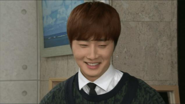 2014 Jung II-woo in Golden Rainbow Episode 26 8
