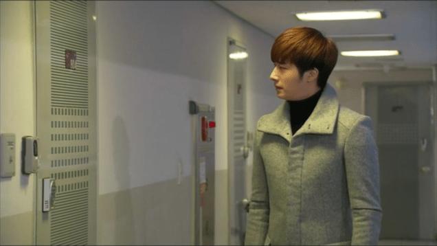 2014 Jung II-woo in Golden Rainbow Episode 28 2
