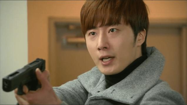 2014 Jung II-woo in Golden Rainbow Episode 28 6