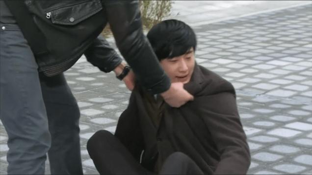 Jung II-woo in Golden Rainbow Episode 33 March 2014 21