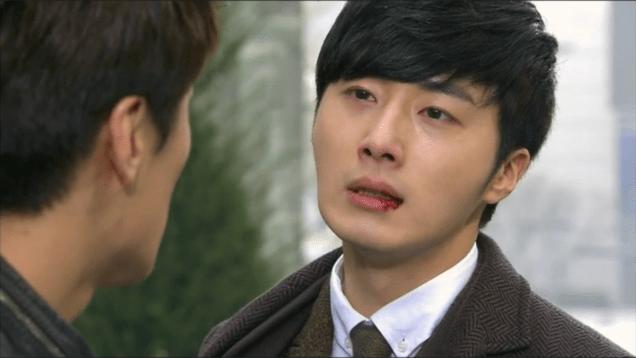 Jung II-woo in Golden Rainbow Episode 33 March 2014 22