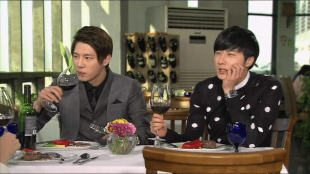 Jung II-woo in Golden Rainbow Episode 34 March 2014 13