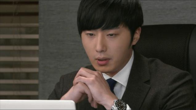 Jung II-woo in Golden Rainbow Episode 34 March 2014 22