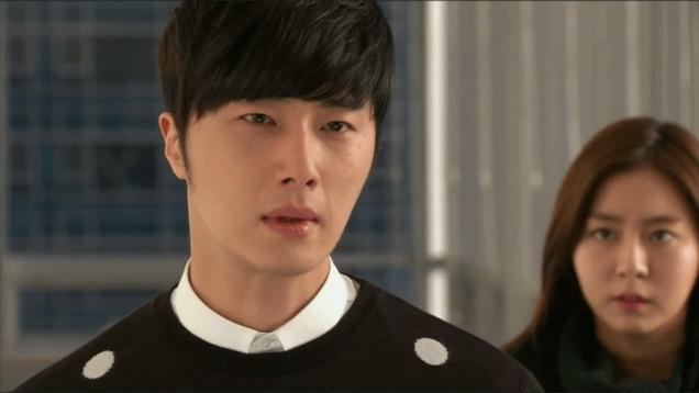 Jung II-woo in Golden Rainbow Episode 34 March 2014 3