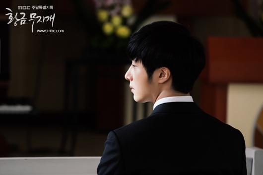 Jung II-woo in Golden Rainbow Episode 35 March 2014 2
