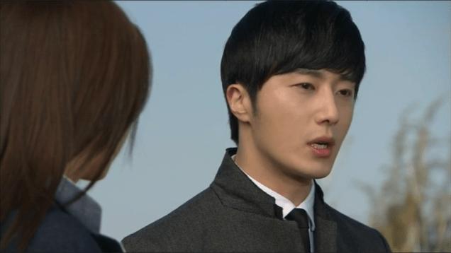 Jung II-woo in Golden Rainbow Episode 36 March 2014 3