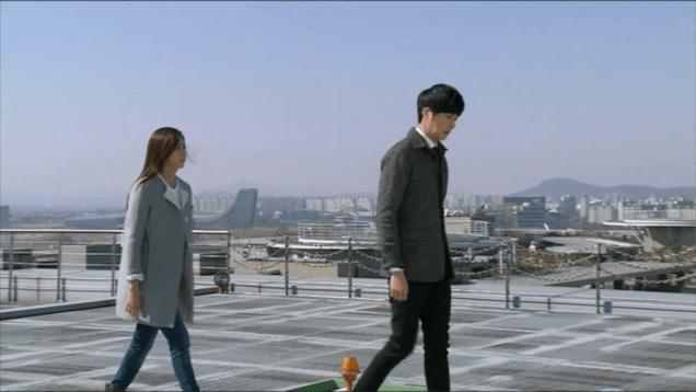 Jung II-woo in Golden Rainbow Episode 37 March 2014 2