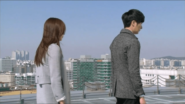 Jung II-woo in Golden Rainbow Episode 37 March 2014 3