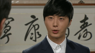 Jung II-woo in Golden Rainbow Episode 39 March 2014 1