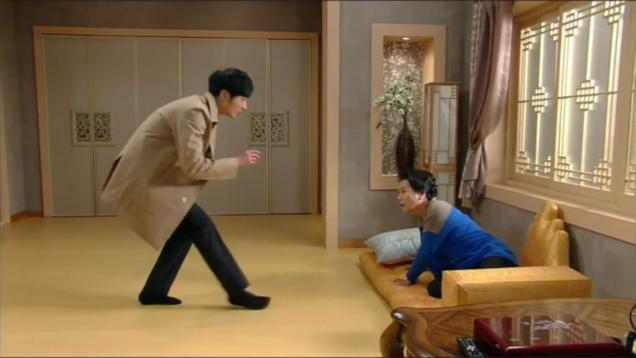 Jung II-woo in Golden Rainbow Episode 39 March 2014 28
