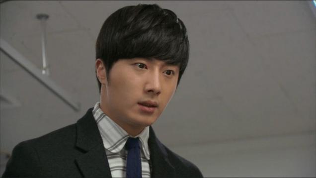 Jung II-woo in Golden Rainbow Episode 40 March 2014 4