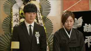 Jung II-woo in Golden Rainbow Episode 40 March 2014 6
