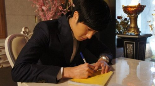 Jung II-woo in Golden Rainbow Last Days of Shooting 3